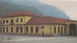 La stazione di Susa oggi