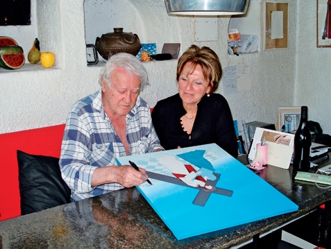 Anna Branciari e Antonio Carena