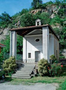 Cappella Madonna della Neve Borgone di Susa