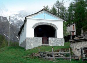 Cappella Madonna della Neve Exilles