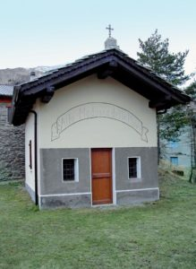Cappella Madonna della Neve Giaglione