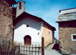 Cappella Madonna della Neve Oulx