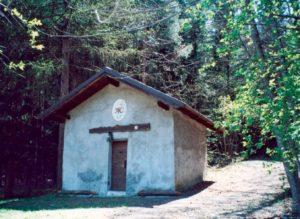 Cappella Madonna della Neve Oulx Las Pellousieres