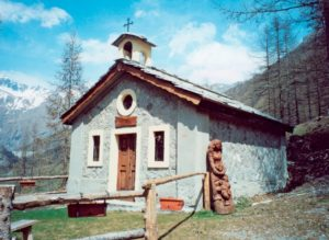 Cappella Madonna della Neve Rochemolles