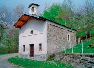Cappella Madonna della Neve Rubiana