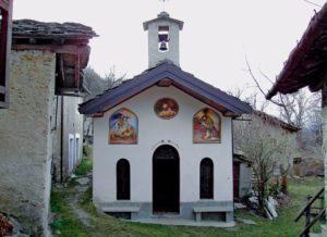 Cappella Madonna della Neve San Giorio di Susa