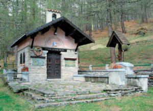 Cappella Madonna della Neve Sauze d'Oulx