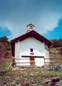cappella delle Madonna della Neve Savoulx