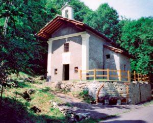 Cappella Madonna della Neve Villar Focchiardo