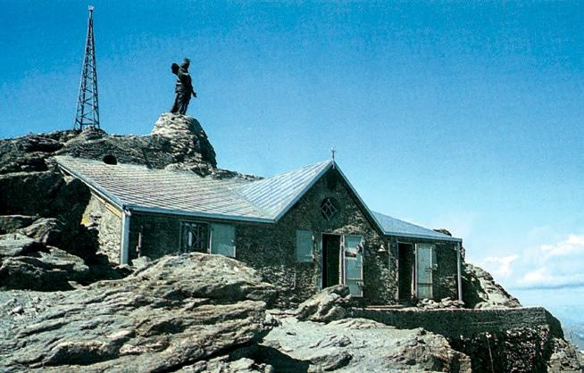 Cappella della Madonna del Rocciamelone