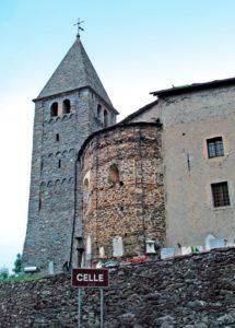 Chiesa Parrocchiale Celle