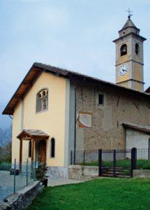 Chiesa Parrocchiale Gravere