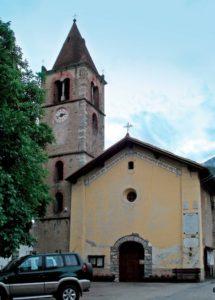 Chiesa Parrocchiale Ramats