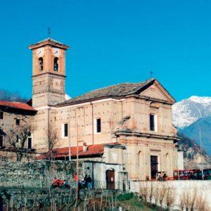 Chiesa Parrocchiale Villar Focchiardo