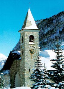 Chiesa Parrocchiale Claviere