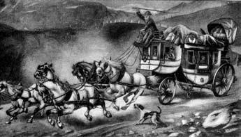 Illustrazione del 1812 che raffigura il passaggio del Moncenisio.