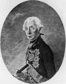 Il Maresciallo V. Suvarow