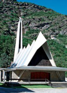 Santuario Madonna del Rocciamelone Monpantero