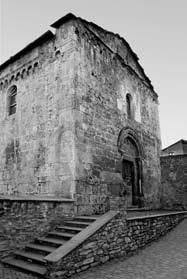 Chiomonte, cappella dedicata a Santa Caterina.