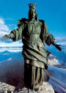 Statua Madonna del Rocciamelone