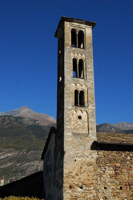 Campanile della Chiesa di San Saturnino